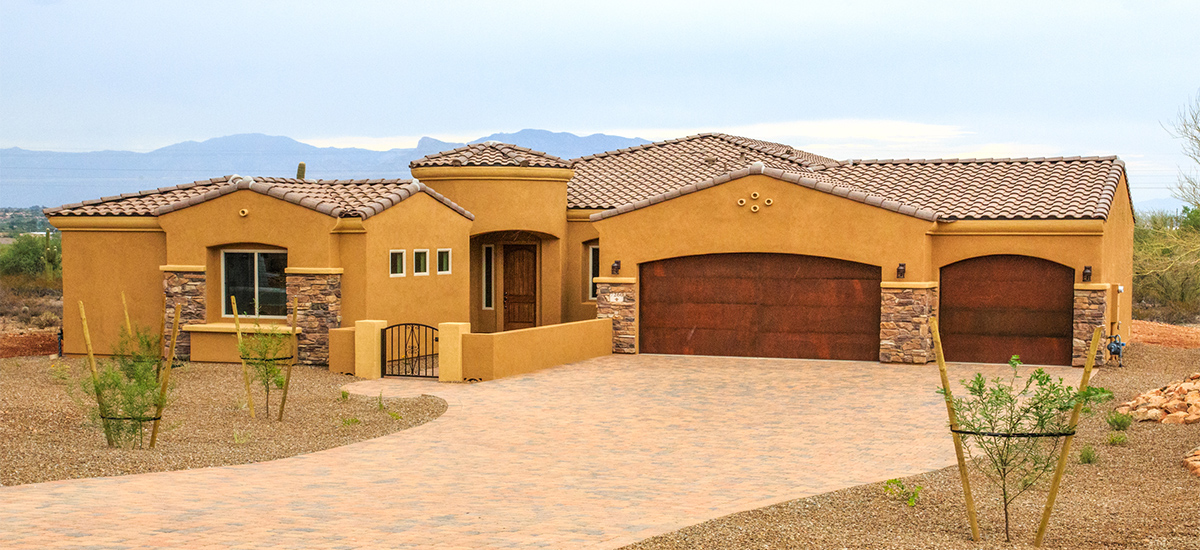 New Homes Tucson