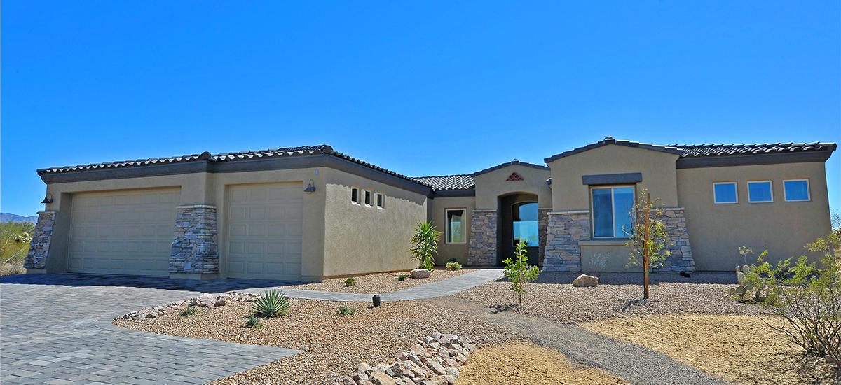 Custom Homes Tucson